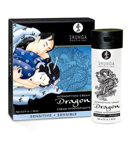 Возбуждающий крем для него и для нее Shunga Dragon Sensitive