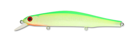 Воблер ZipBaits Orbit 110SR SP цв 998 Luminous Chartlime
