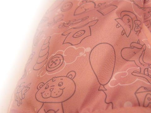 Комбинезон - принт. Одежда для кукол, пупсов и мягких игрушек.