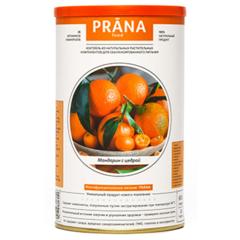 Коктейль, PRANA food, Мандарин, 600/450 гр