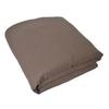 Постельное белье 2 спальное евро Casual Avenue Hampton коричневый-морская пена
