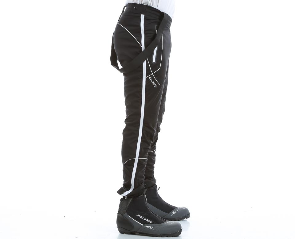 Мужской лыжный костюм Craft High Function ZIP 1902269-2336-1902368 синий фото
