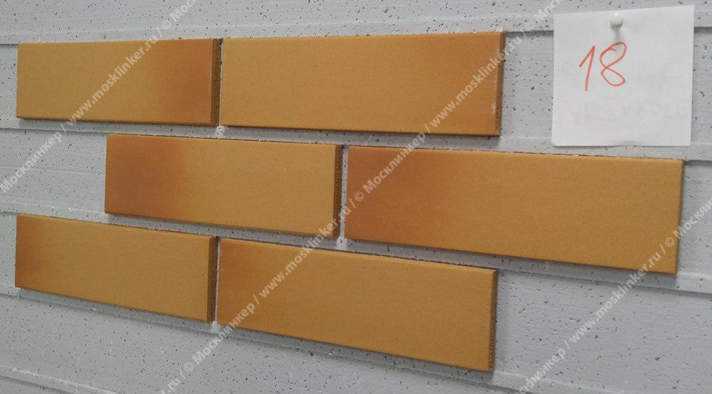 ABC - Lanzarote, glatt, 240х71х10, NF - Клинкерная плитка для фасада и внутренней отделки