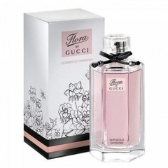 ПАРФЮМЕРНАЯ ВОДА 100МЛ. GUCCI FLORA BY GUCCI GORGEOUS GARDENIA