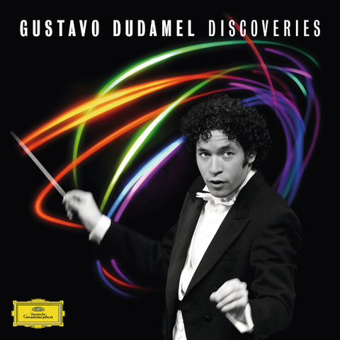 Gustavo Dudamel / Discoveries (RU)(CD)