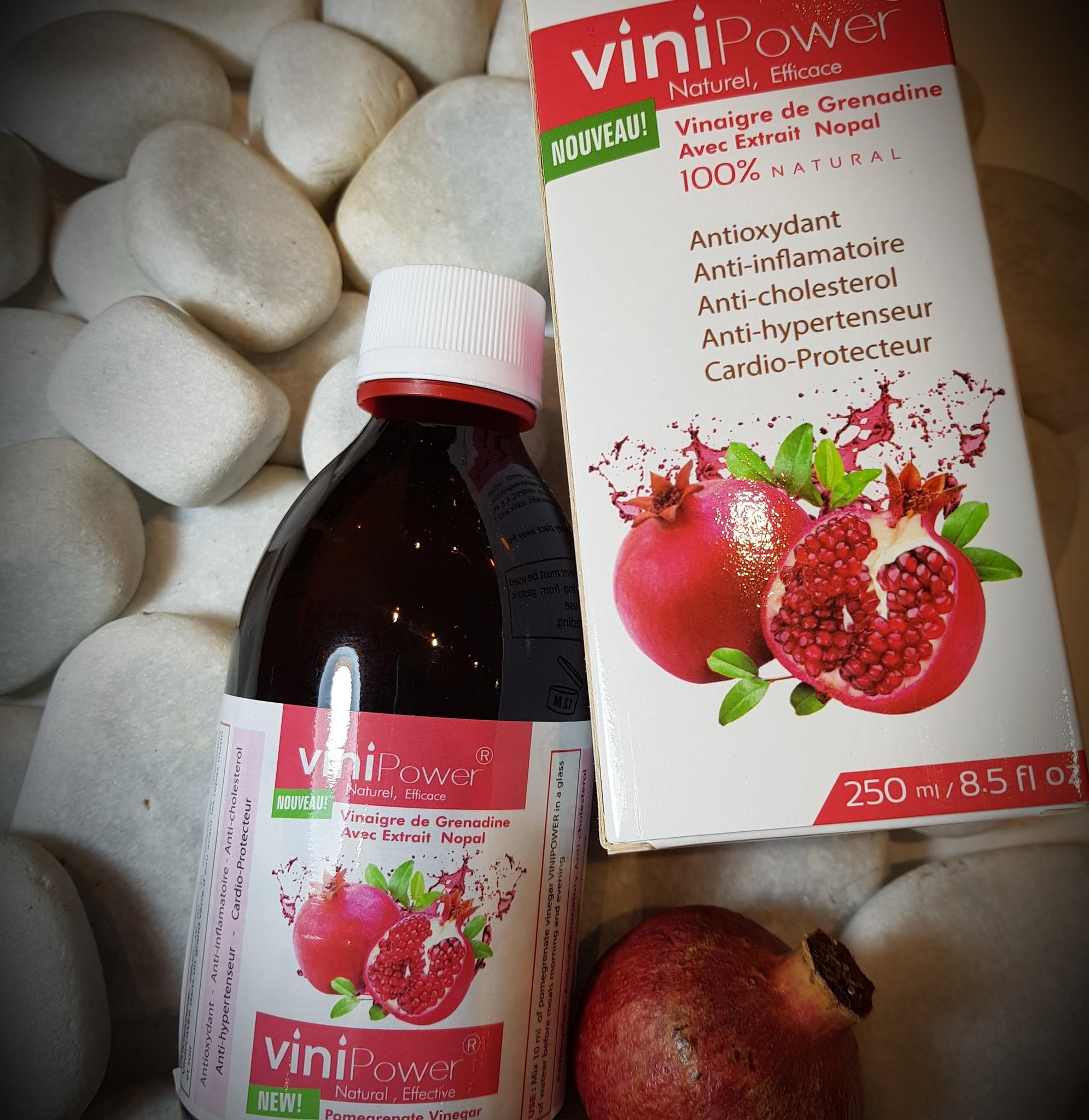 AGROLINE Уксус из плодов граната Vini Power