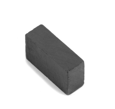 Магнит 25х18х16 мм, феррит, блок