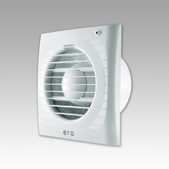 Вентилятор накладной Эра ERA 6C D150 с обратным клапаном