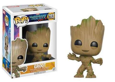Groot Marvel Funko POP! Vinyl Figure || Грут Стражи Галактики