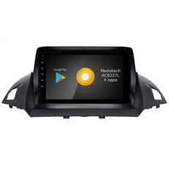 Штатная магнитола на Android 8.1 для Ford Kuga Roximo S10 RS-1716