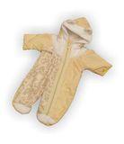 Комбинезон - Бежевый. Одежда для кукол, пупсов и мягких игрушек.