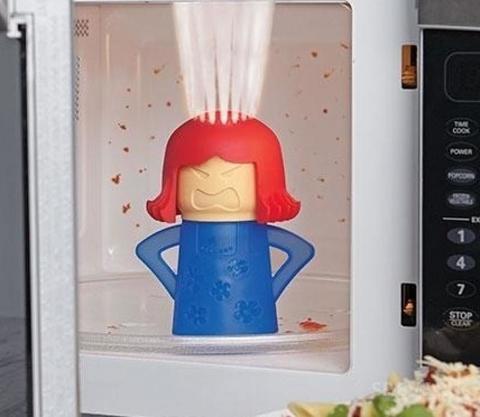 Очиститель для микроволновой печи Грозная мама