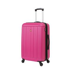 Чемодан Swissgear Uster, розовый, 41x26x58 см, 62 л
