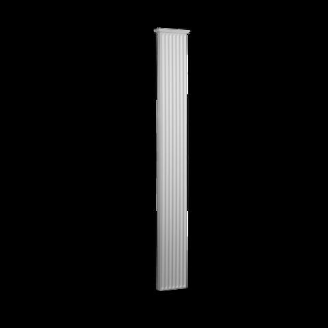 Ствол (пилястра) Европласт из полиуретана 4.22.301, интернет магазин Волео