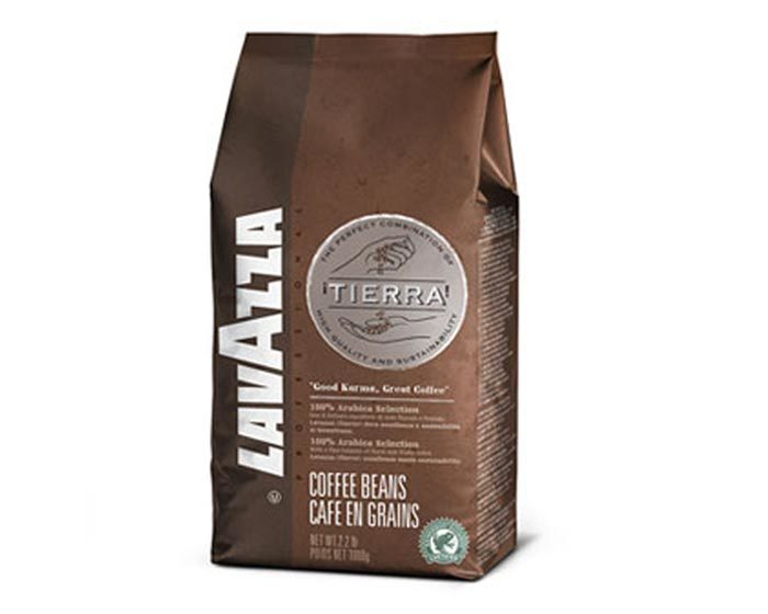 ���� � ������ LavAzza Tierra Intenso, 1 �� (�������)