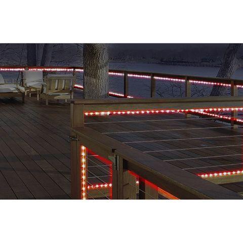 LED шнур дюралайт лента красная готовый набор 20 м комплект