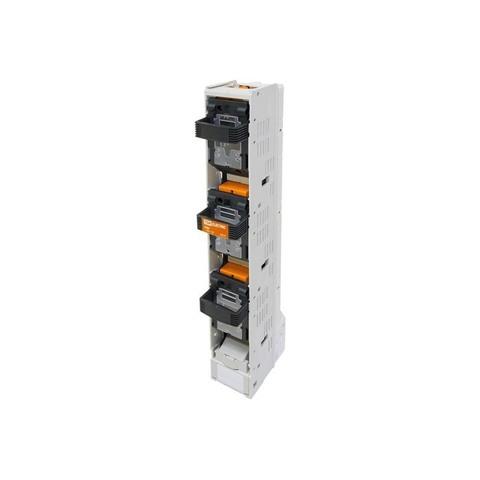 Планочный выключатель-разъединитель с функцией защиты три рукоятки ППВР 3/185-1 3П 630A TDM