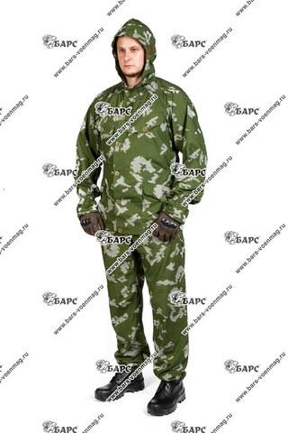 Камуфляжный костюм «Сумрак-М1» Березка серая