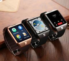 Умные смарт часы-телефон QW09 с 3G интернетом.