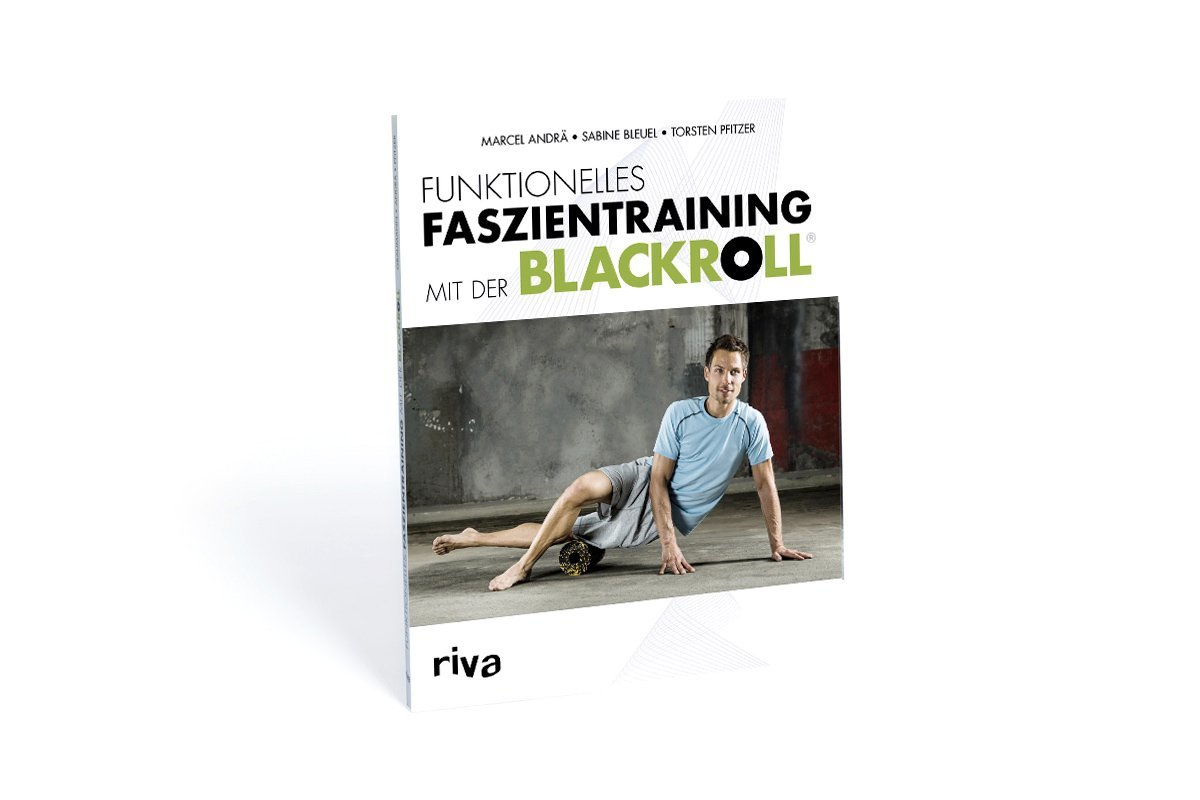 Литература и прочее оборудование BLACKROLL® Книга «Funktionelles Faszientraining mit der BLACKROLL®» (немецкий язык) BLACKROLL_white_small_SebastianSchoffel-9774.jpg