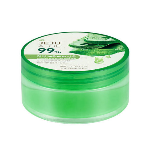 Гель THE FACE SHOP Jeju Aloe 99% Fresh Soothing Gel 300ml