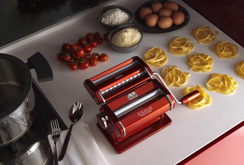 Машинка для раскатки теста в домашних условиях-лапшерезка Atlas 150 по лучшей цене, фото