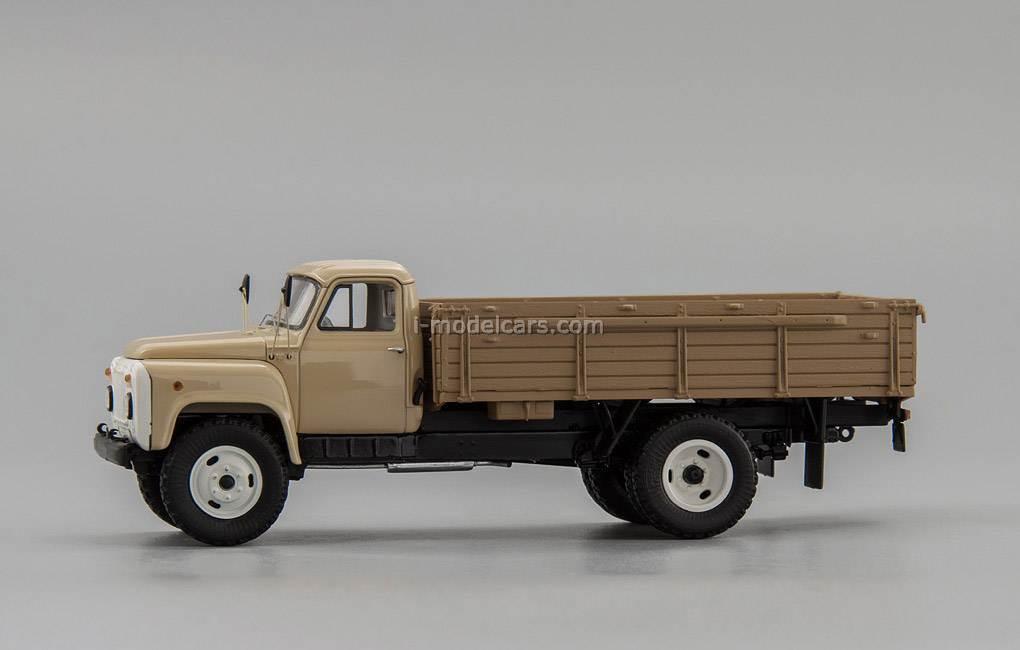 model cars gaz 53 12 board truck dip 1 43. Black Bedroom Furniture Sets. Home Design Ideas