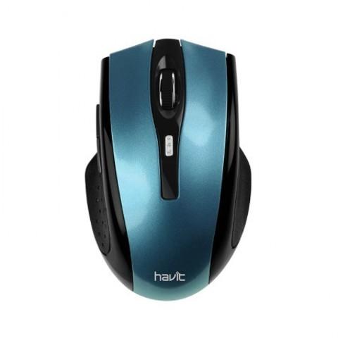 Мышь беспроводная HAVIT HV-MS625GT USB blue