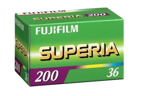 Fujicolor 200/36 New Superia