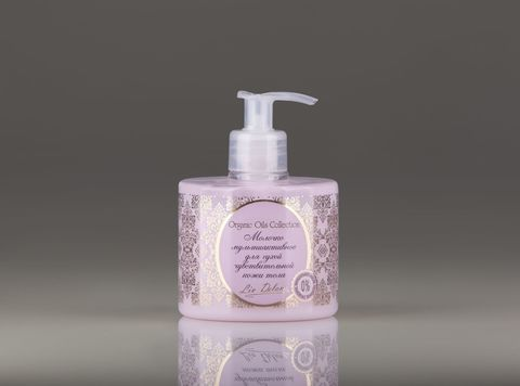 Liv delano Organic Oils Collection Молочко мультиактивное для сухой чувствительной кожи тела 300г