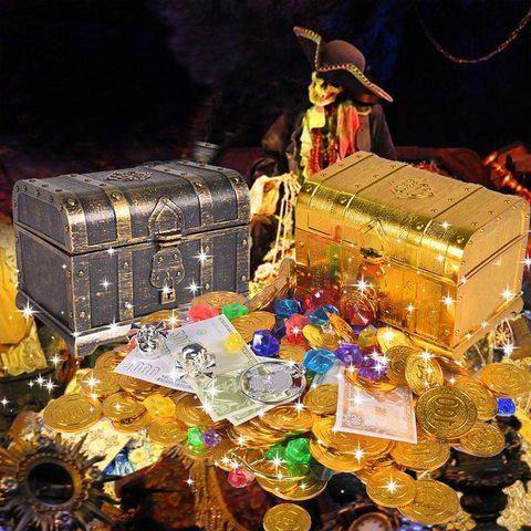 Пираты Карибского моря Сундук с сокровищами
