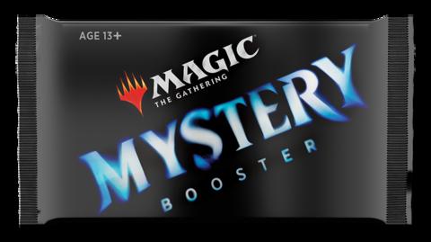 Бустер Mystery Booster (Eng)
