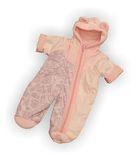 Комбинезон - Розовый. Одежда для кукол, пупсов и мягких игрушек.