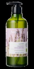 """Успокаивающий шампунь для волос """"Лаванда"""", Ausganica"""