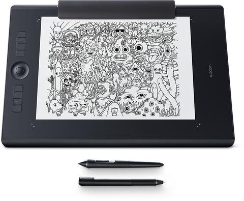 Графический планшет Wacom Intuos Pro Paper Large PTH-860p-N