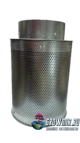 Высокоэффективный угольный фильтр Clean smell 150  до 350 м³/ч.