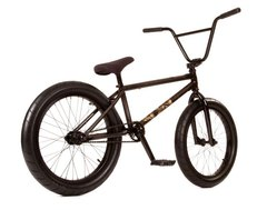 BMX велосипед Stereobikes Plug In 2015 AnthRAWx Black