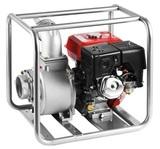 Мотопомпа бензиновая, ЗУБР ЗБМП-1600, 4-х тактная, ручной пуск, высота подачи 28 м, 1600 л/мин