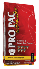 PRO PAC Ultimates Chicken Meal & Brown Rice Formula