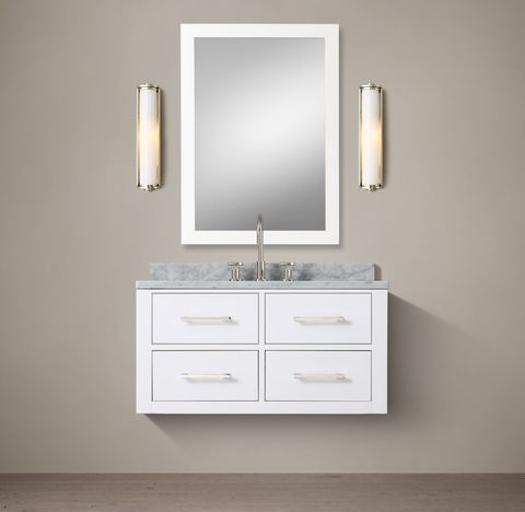 Hutton Single Floating Vanity