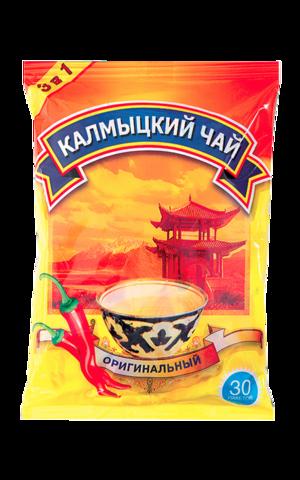 Чай Калмыцкий оригинальный со специями и перцем 30 пак