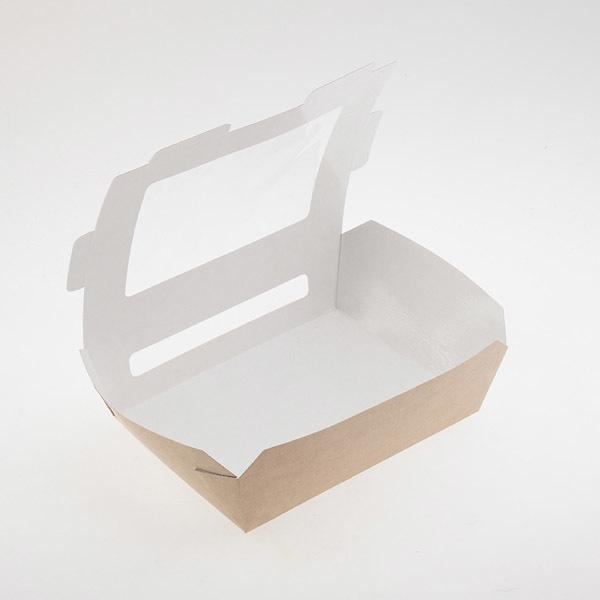 Коробка для мыла ручной работы с окошками