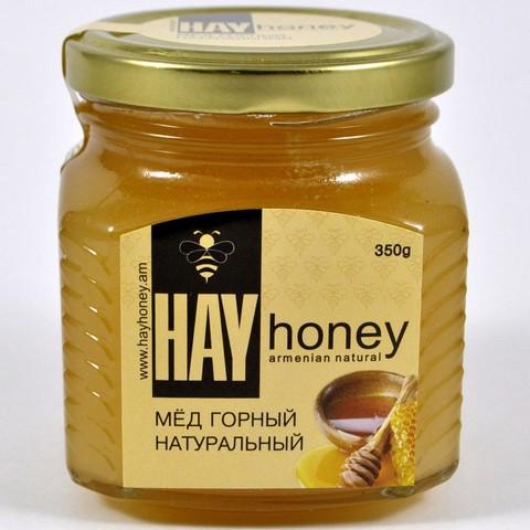 Мёд горный армянский Hay Honey, 350г