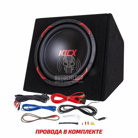 Сабвуфер Kicx GT401BA