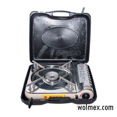 Плитка портативная газовая,  Wolmex PGS-2,5N1