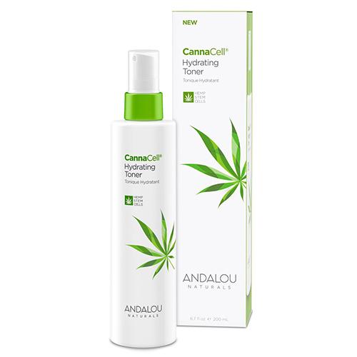 Увлажняющий тоник-спрей для лица, Andalou Naturals