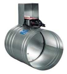 КОД-1М, EI-90 НО, диаметр Ф140 мм, BLF230