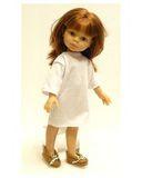 Мокасины из фетра - На кукле. Одежда для кукол, пупсов и мягких игрушек.