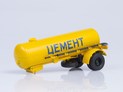 Semitrailer cement carrier TC-4 1:43 AutoHistory