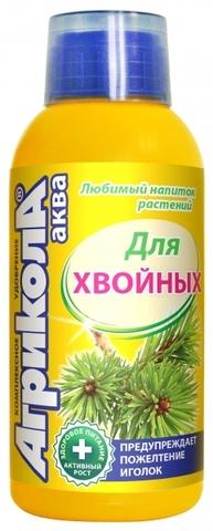 Агрикола аква для ХВОЙНЫХ растений 250мл удобрение